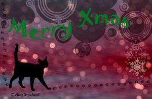 Contest - A Purrfect Xmas Card
